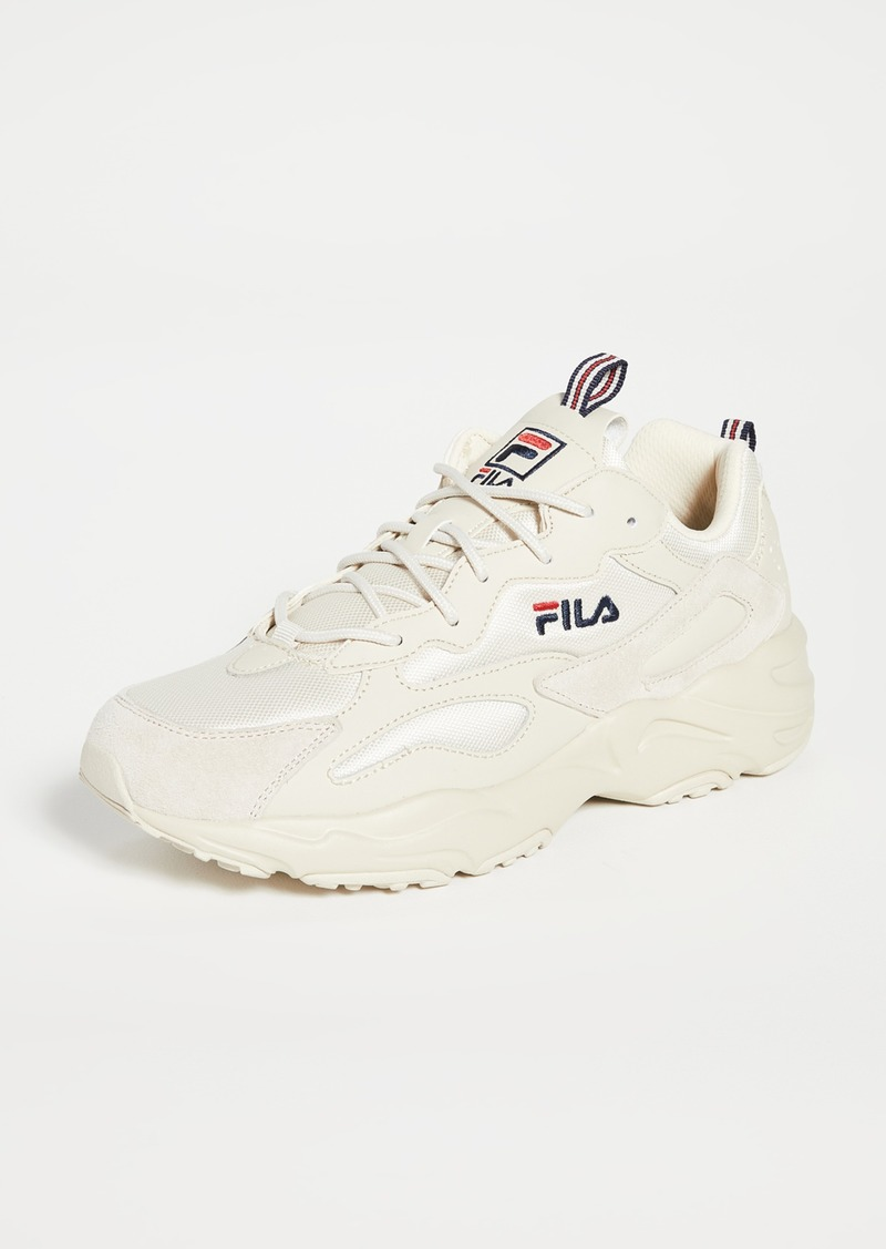 Fila Ray Tracer Cement Sneakers