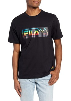 FILA Spectrum Logo T-Shirt