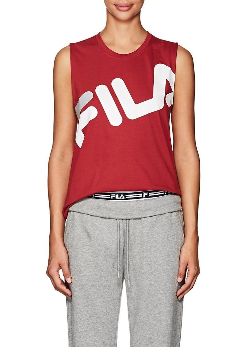 d63f1e5e6e7 Fila FILA Women's Callie Logo Crop T-Shirt   Casual Shirts