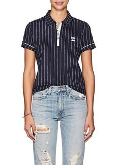 FILA Women's Caressa Cotton Polo Shirt