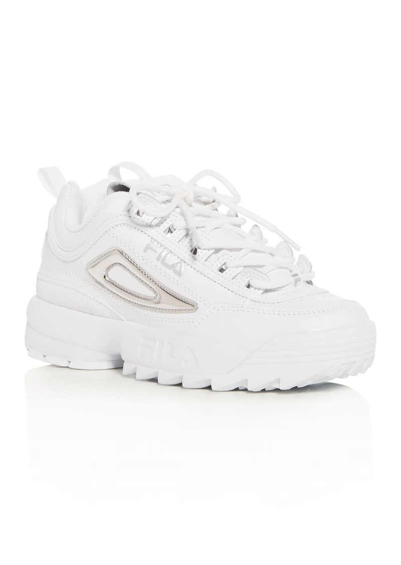 FILA Women's Disruptor II Low-Top Sneakers