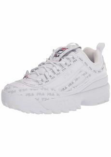 Fila womens Fila Women's Disruptor Ii Multiflag Sneaker   US