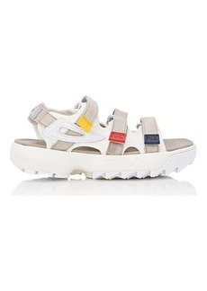 FILA Women's Disruptor Suede & Neoprene Sandals