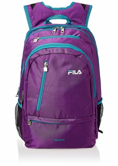 Fila Women's Duel Tablet and Laptop Backpack