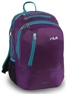 Fila Women's Duel Tablet and Laptop School Backpack