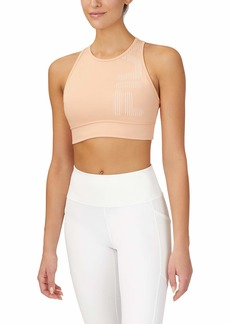 Fila Women's High Neck Racer Back Sports Bra  XL