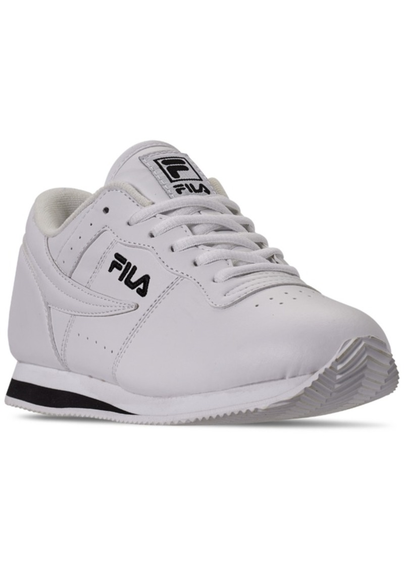 Fila Women's Machu Casual Sneakers from Finish Line