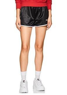 FILA Women's Satin Track Shorts