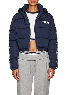 FILA Women's Adelina Crop Puffer Coat