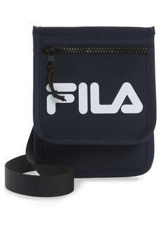 FILA Writer Neck Pouch Crossbody Bag