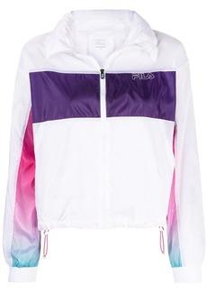 Fila gradient-effect track jacket
