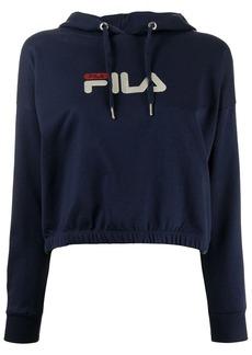 Fila Hattie logo-printed hoodie
