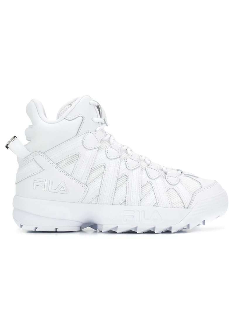 Fila hi-tops sneakers