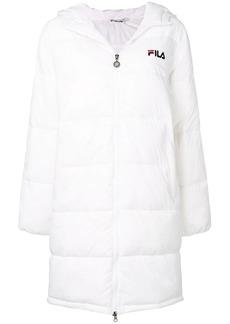 Fila hooded puffer jacket
