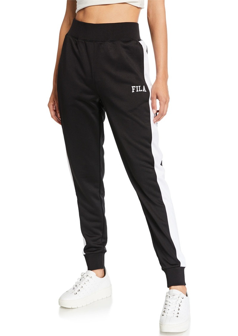2994076b Fila Kimbo Side Striped Joggers | Casual Pants