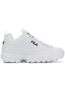 Fila lace-up logo sneakers