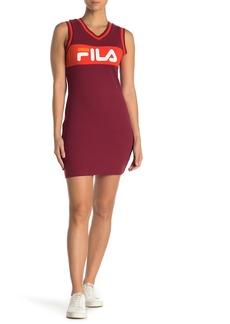 Fila Leigh Rib Knit Dress