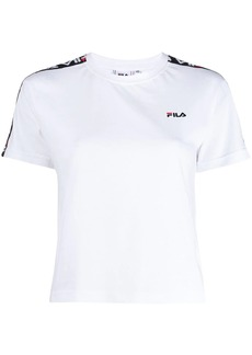 Fila logo band T-shirt