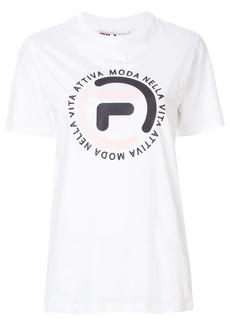 Fila Logo Boyfriend T-shirt