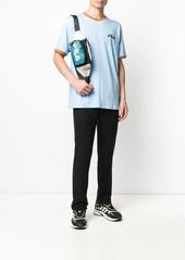 Fila logo colour-block belt bag