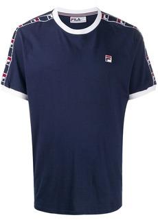 Fila logo embroidered T-shirt