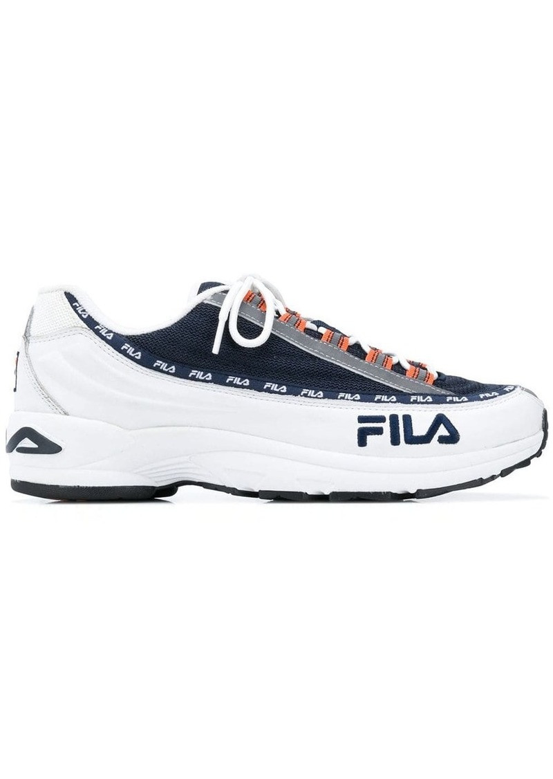 Fila logo lace-up sneakers