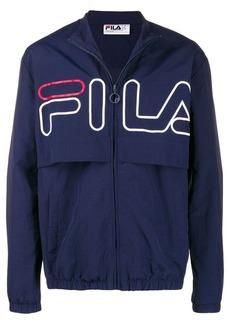 Fila logo lightweight jacket