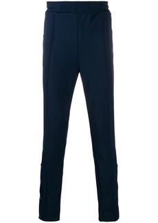 Fila logo patch track pants
