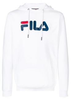 Fila logo print hoodie