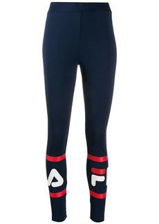 Fila logo printed leggings