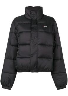 Fila logo puffer jacket