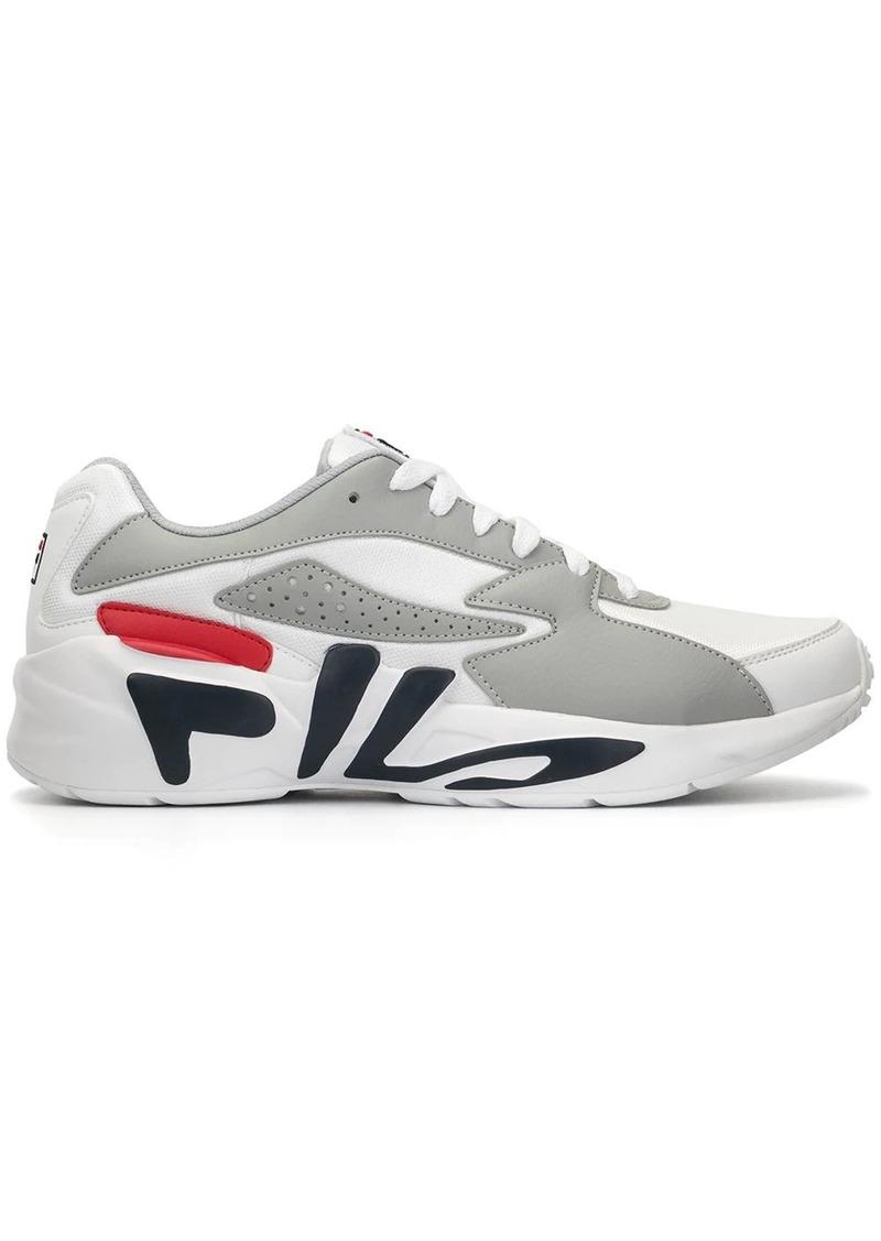Fila logo sole sneakers