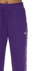 Fila Logo Tape Nylon Track Pants