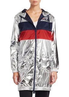 Fila Lorna Shiny Metallic Jacket