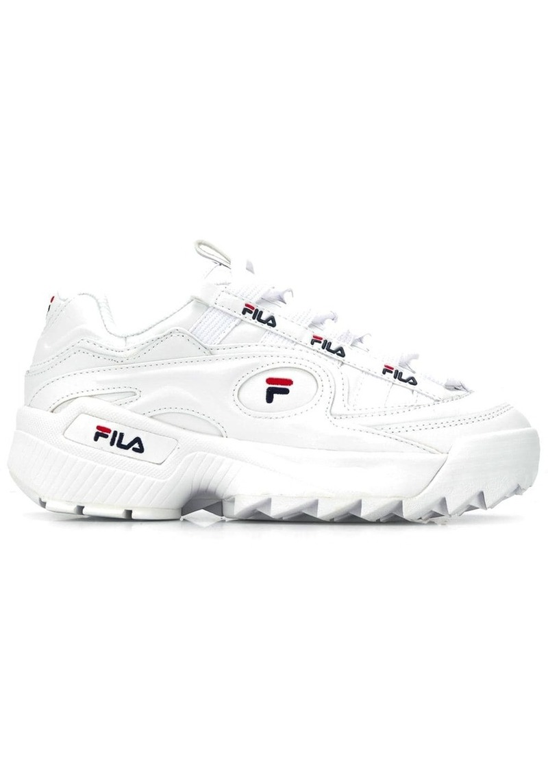 Fila low-top sneakers