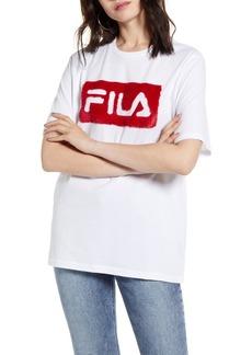 Fila Nova Textured Logo Tee