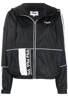 Fila panelled windbreaker performance jacket