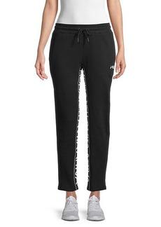 Fila Printed-Inseam Cotton-Blend Jogger Pants