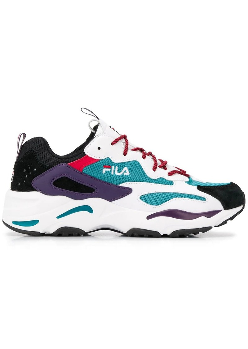 Fila Ray Tracer chunky sneakers