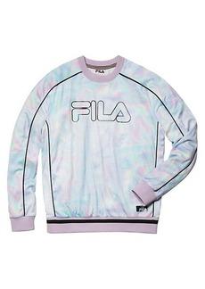 Fila Ridge Printed Logo Sweatshirt
