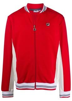 Fila Settanta striped-trim track jacket