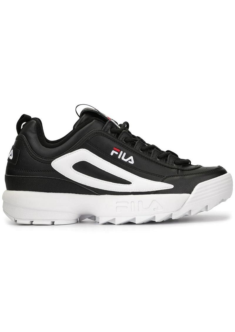 Fila side logo sneakers