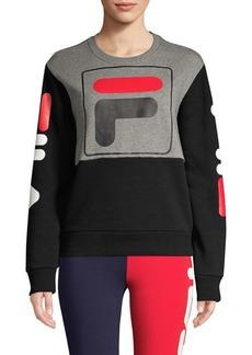 Fila Stacy Fleece Logo Sweatshirt