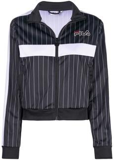Fila stripe-print track jacket