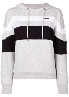 Fila striped hoodie