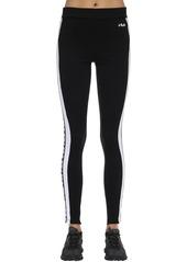 Fila Tasya Stretch Leggings W/ Logo Bands