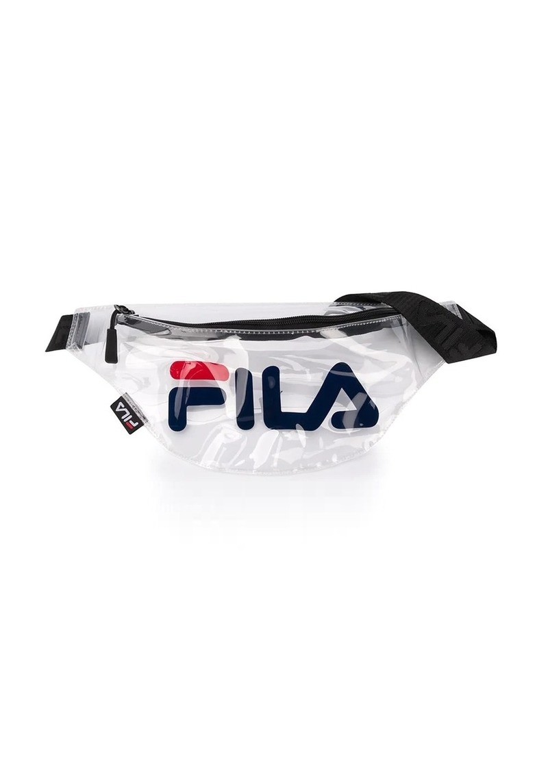 Fila transparent belt bag