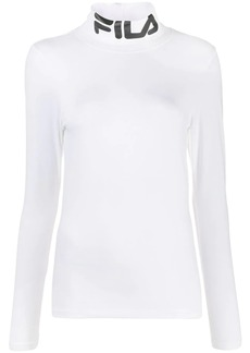 Fila Yvette roll neck top