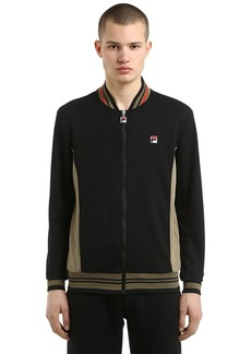 Fila Zip-up Jersey Track Jacket
