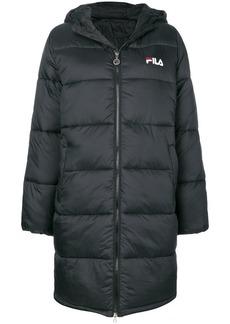 Fila zipped padded coat